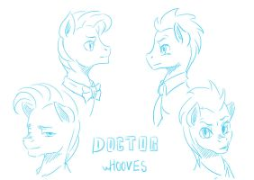 Doodle : doctor by mrs1989