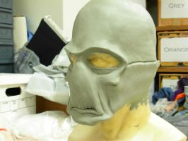 Cad Bane sculpt almost done by Forcebewitya