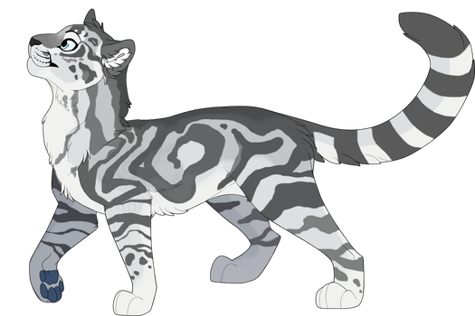 Stormbreak Realistic Markings by MBPanther