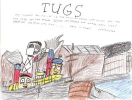 TUGS Cover by Bladez636