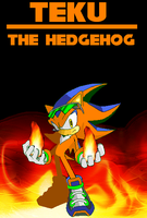 TEKU The Hedgehog by KDXF2007
