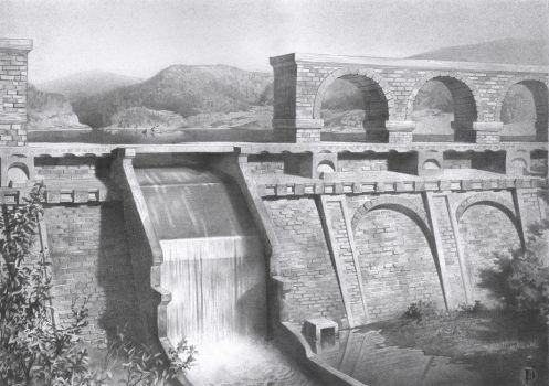 Dam by DChernov