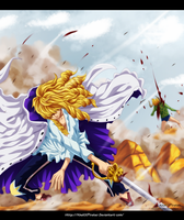 One Piece 772 - Hakuba Is Here .. by KhalilXPirates
