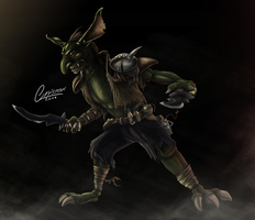Goblin by Cryspan