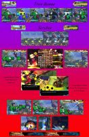 Tron Bonne and Servbot Character Roster Expansion by bbbSFXT