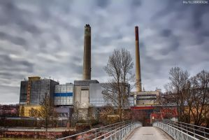Power Plant - HDR by LogisticaLux
