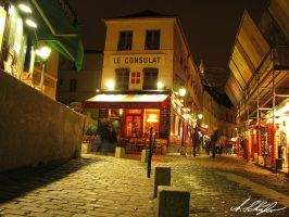 Montmartre Le Consulat by Stratege