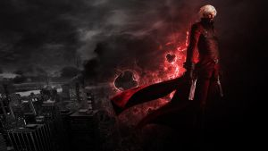 Devil May CRy 2 - Heads or Tails by TheSyanArt