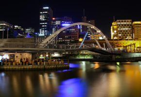 Yarra Bars and Bridges by Bobby01