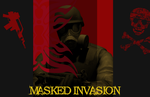 Masked Invasion by SILVERMANTIS
