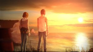 Life is Strange by Gleek3