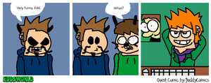 Eddsworld Guest Comic by austoon