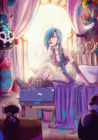 Morning jinx by KiiraOnew