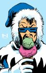 Captain Cold by IanJMiller