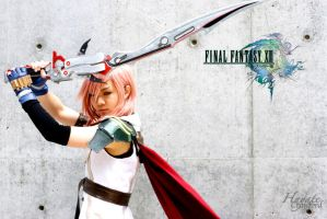 ff13: lightning by hayatecrawford