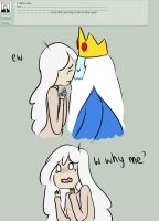 kiss the king by Ask-the-CandleTwins