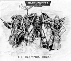 The Hogwarts Heresy 01 by DestMelkor