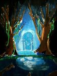 Gate of Moria by Laur by LauriennAmonteth