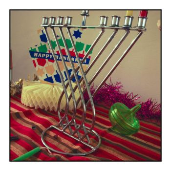 Happy Chanukah by Judaism