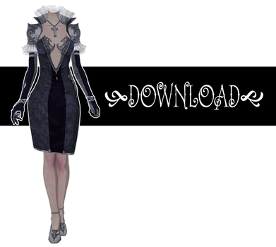 TERA female outfit [DOWNLOAD] by HappyPumking