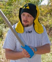 Mighty Triforce Bunny Hat by HatcoreHats