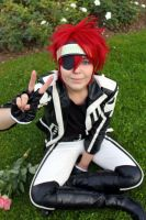 DGM: Lavi - Peaceful smile by SneakyNyx