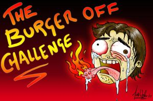 The Burger Off Challenge by zones-productions