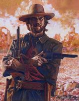 """The Outlaw Josey Wales"" by Mummyscurse"