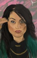 Snow Tha Product by 1stylz