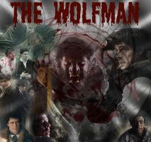 The Wolfman by Werelover969