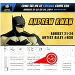 Wizard World Chicago 2014 by AndrewKwan