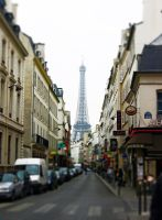 Tilt-Shift Tower by Blue-Falcon-Serenity
