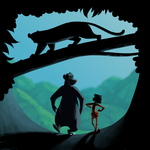 Jungle Book by haffri