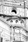 Cathedral of Florence by Loonaki