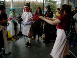Cosplay chess 6 by Imagine-Jo-2006