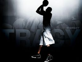 Tracy McGrady 2 by skyrill