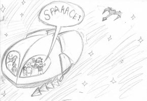 SPAACE! by korblborp