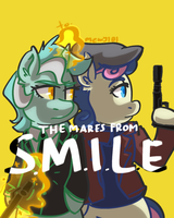 The Mares From Smile by Mewy101
