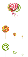 Lollipop by huaweiqihua
