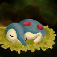 Cyndaquil by ThaIssing