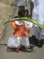 Palm Sunday in Ethiopia by teopa