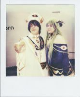 Lelouch and C.C. by TPJerematic