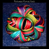 Petunia Floral Ball by wolbashi