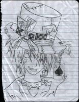 My Mad Hatter by DeathNoteRoxMehSox