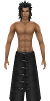 Zack w/ Sephiroth Bottom Half by AlzhaeredTheCreator