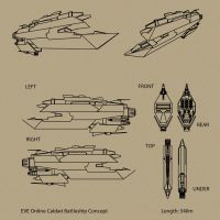 Eve Battleship Concept by Balaskas
