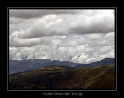 Peru - Andes Mountain Range by lux69aeterna