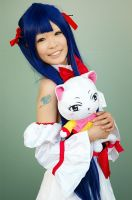 STGCC'12 - Wendy Marvell by macross-n