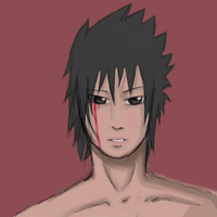 Sasuke... probably by ThePomroka