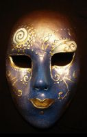 Mask 1 by S-Hirsack